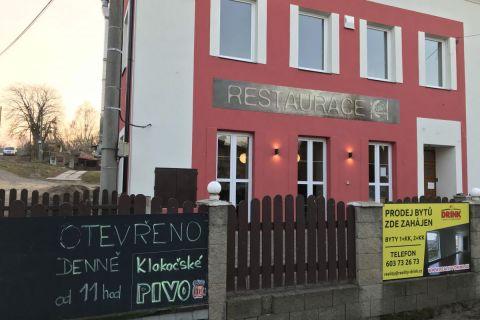 BD a restaurace Bakov Klokočka (prodáno)